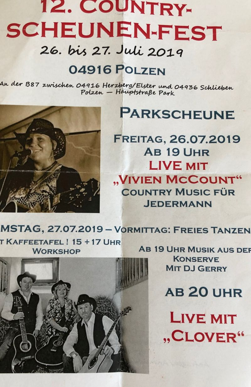 12. Countryfest in Polzen