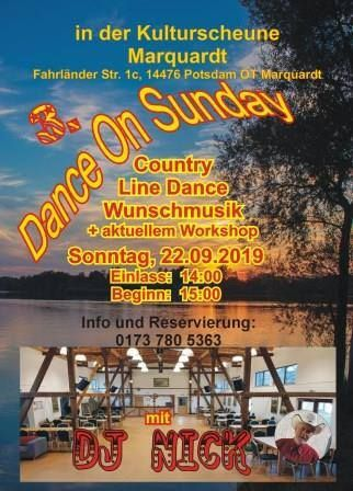 Dance On Sunday