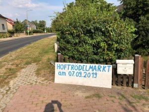 Erntefest in Hohenstein mit Hoftrödelmarkt