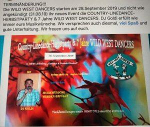 Herbstfest in Lindenberg
