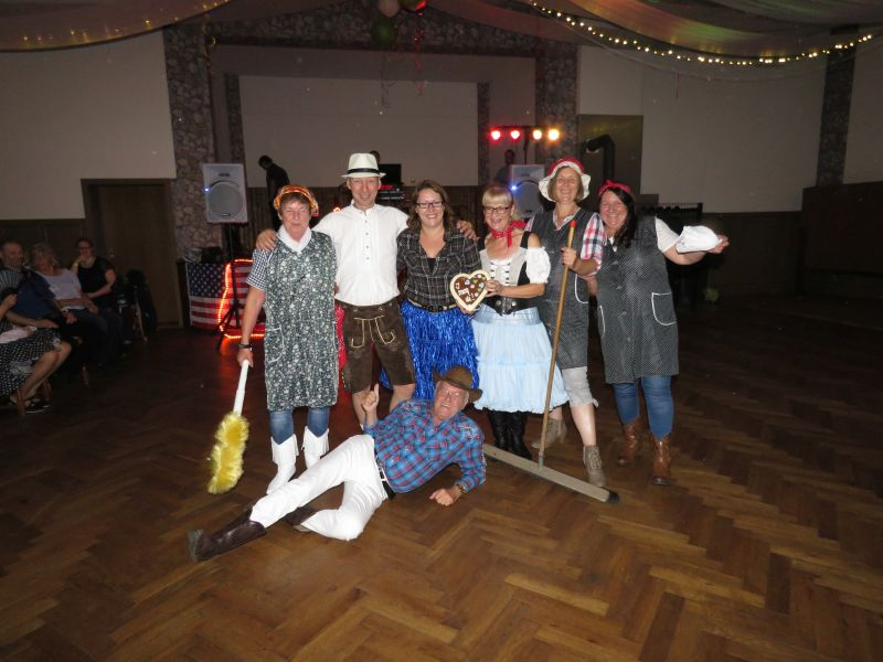 Herbstparty in Lindenberg