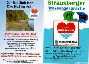 Strausberger Wassergespräche