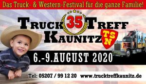 Truckerfest in Kaunitz