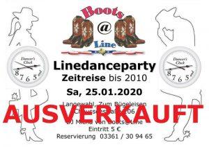 CLP Langewahl Zeitreise 2020 AUSVERKAUFT !!!!!