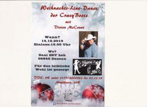 Weihnachts Linedance