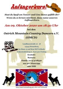 Anfängerkurs beim OMCD in Strausberg