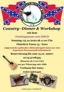 Country Dinner OMCD