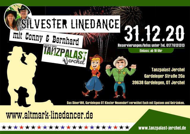 Silvester mit………