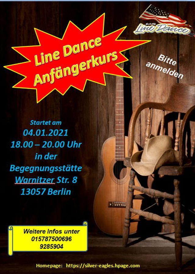 Linedance Anfängerkurs