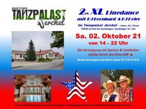 1. XL Linedance Tanzpalast Jerchel