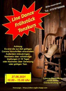 Line Dance Frühstück Tanzkurs
