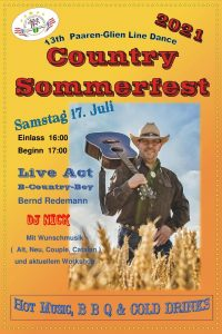 Country Sommerfest in Paaren Glien