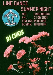 Linedance in Lindenberg